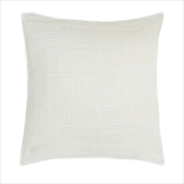 Bridget Decorative 100% Cotton Throw Pillow by Eider & Ivory